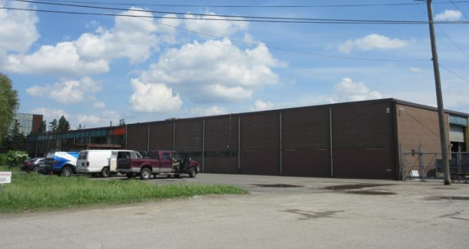 Commercial Real Estate Industrial Alex Silver Etobicoke 37 Bethridge Rd