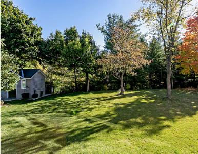 6473 Western Skies Way Mississauga backyard Urban Group Real Estate Burlington