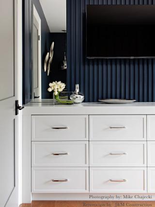 modern bedroom interior design Oakville