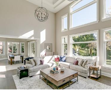 interior design by Pizzale Design Oakville