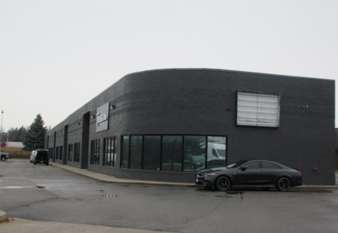 Industrial transaction Oakville Commercial Real Estate 1151 South Service Rd W