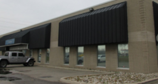 Industrial transaction Oakville Commercial Real Estate 1123 South Service Rd W