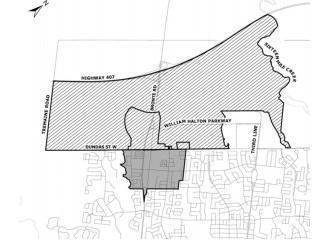Oakville Commercial Real Estate changes Dundas North